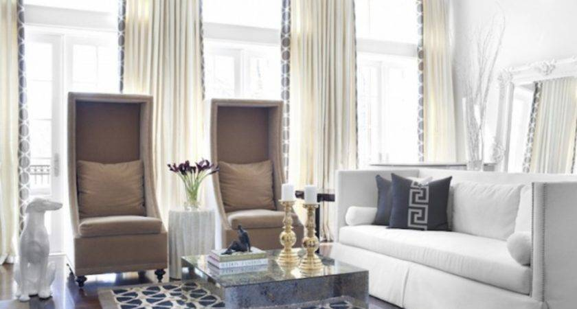 Interior Design Modern Curtain Ideas Living Room