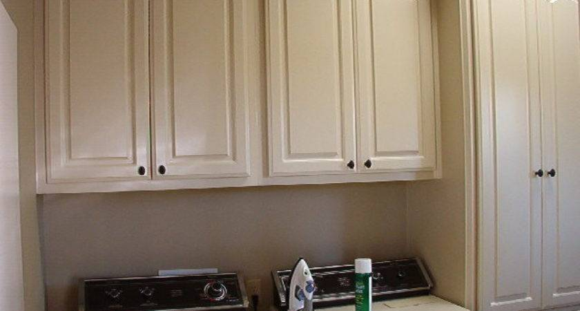 Interior Design Tips Laundry Room Cabinets