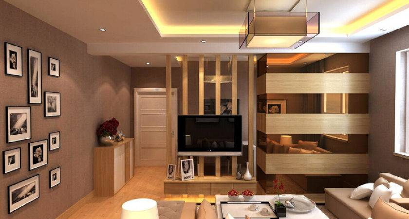 Interior Design Wall Partition Living Room