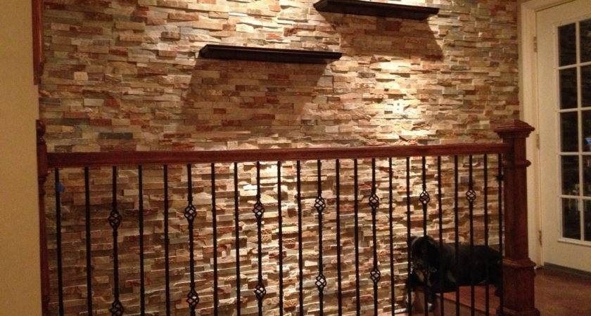 Interior Wall Stone Example Rbservis