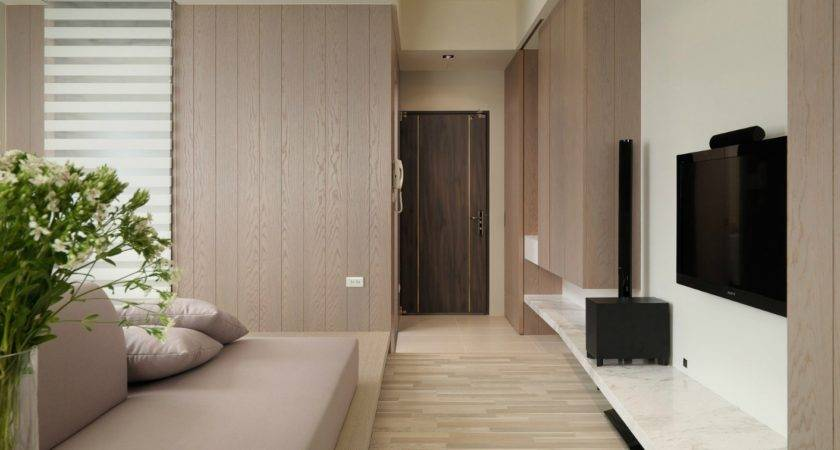 Interior Wood Cladding Design Ideas