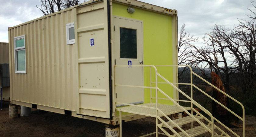 Ipme Mobile Bathroom Shipping Container