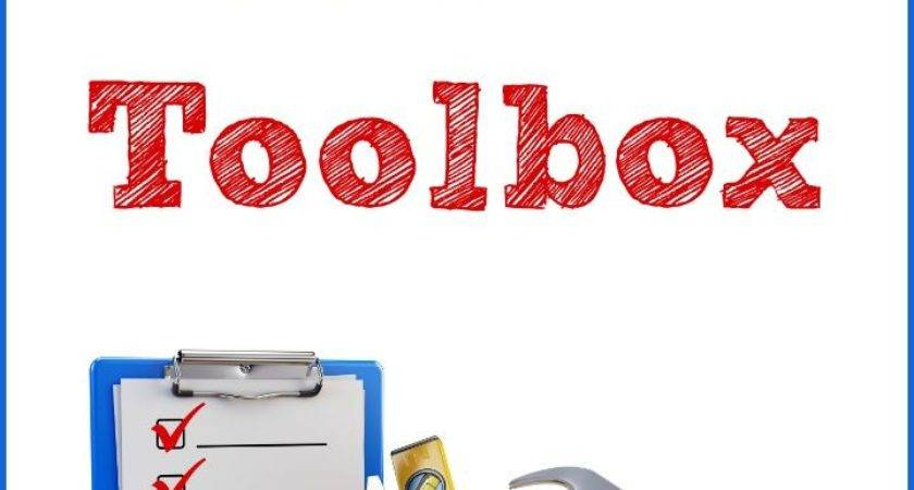 Items Every Homeschool Mom Should Have Her Toolbox