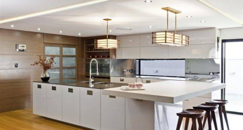 Japanese Contemporary Kitchen Design Best Easts Meets