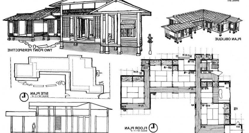 Japanese House Plans Buybrinkhomes
