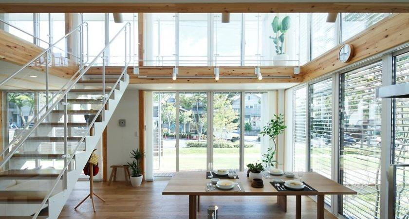 Japanese Interior Design Wood Table Window Olpos