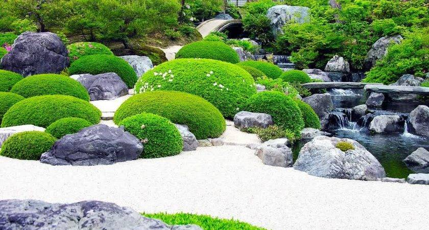 Japanese Landscape Beauty Serenity Actual Home