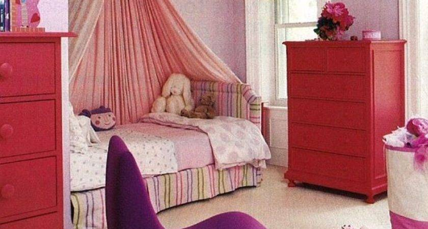 Kids Bed Canopy Curtain Decoist