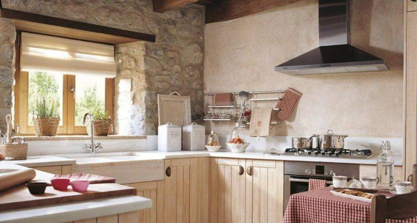 Kitchen Amazing Small Rustic Wonderful