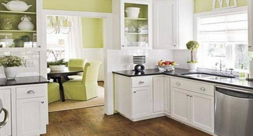 Kitchen Best Green Wall Colors Ideas
