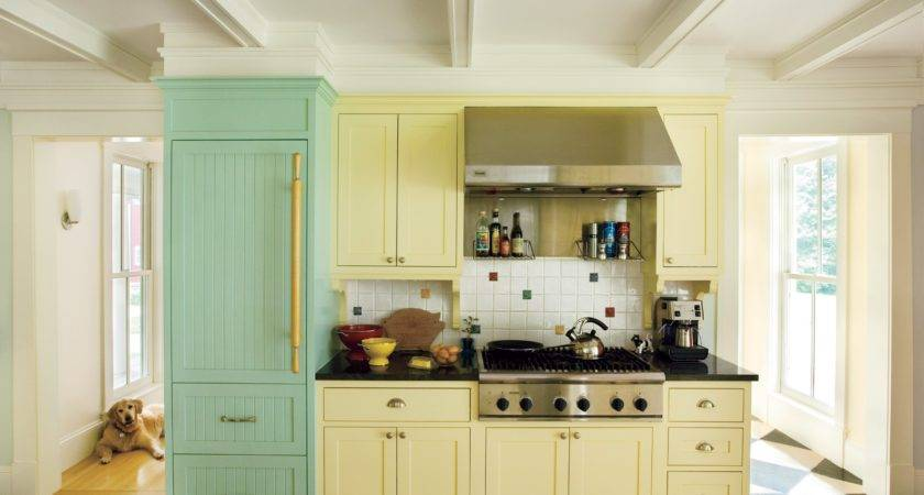 Kitchen Cabinet Color Combos Really Cook Old