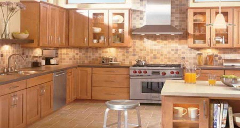 Kitchen Cabinet Colors Interior Design Popular