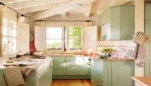Kitchen Cabinet Painting Color Ideas Change
