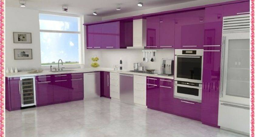 Kitchen Cabinets Colors Trends New