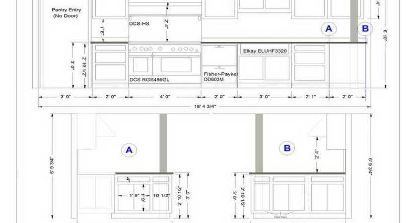 Kitchen Cabinets Layout Quicua