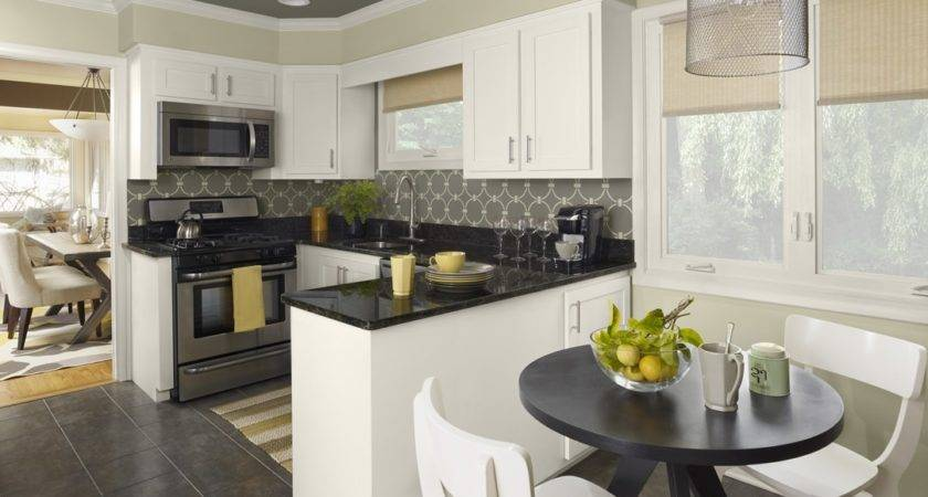 Kitchen Color Trends Cabinet Wall Rafael Home Biz