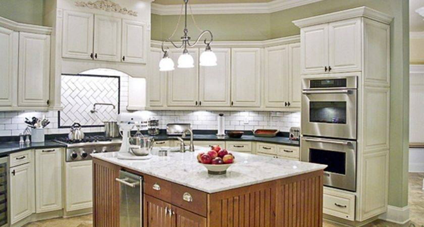 Kitchen Colors White Cabinets Decor