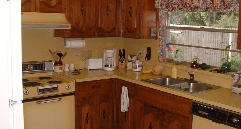 Kitchen Makeover Creative Lady House