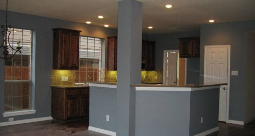 Kitchen Paint Colors Dark Cabinets Home Combo
