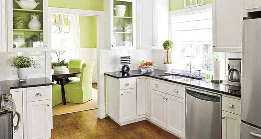 Kitchen Paint Colors White Cabinets Home Interior
