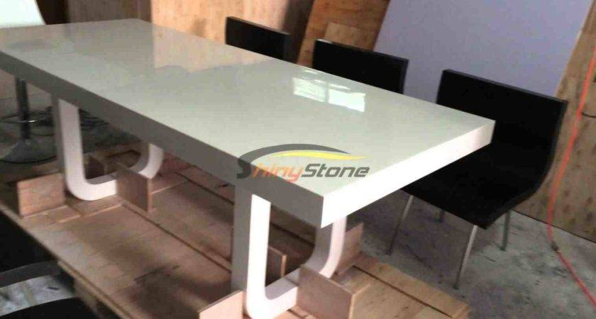 Kitchen Table Top Solid Surface Temasistemi