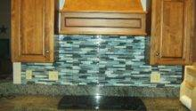Knapp Tile Flooring Inc Glass Backsplash