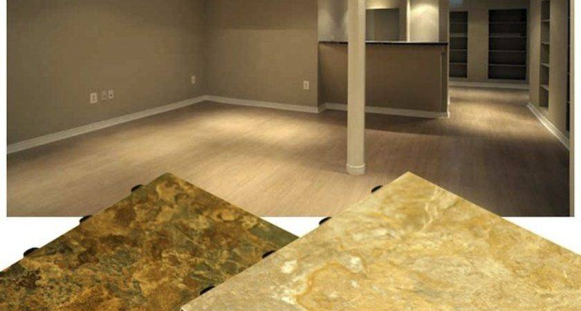 Laminate Flooring Basement