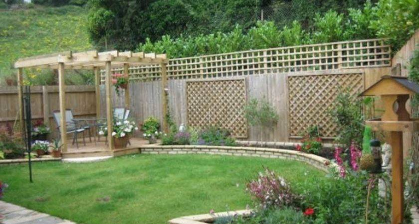 Landscaping Ideas Small Yards Interior Decorating