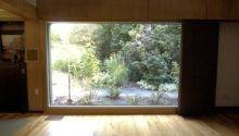 Large Window Midcentury Living Room John Prindle