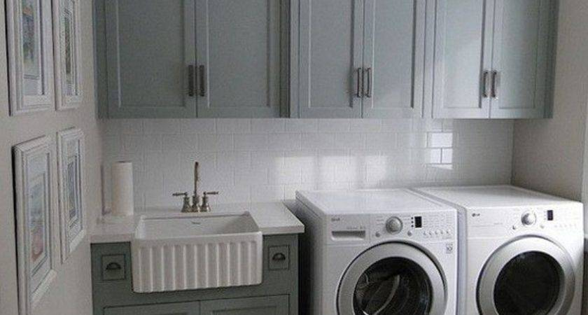 Laundry Room Cabinet Ideas Tips Advice Home Interiors