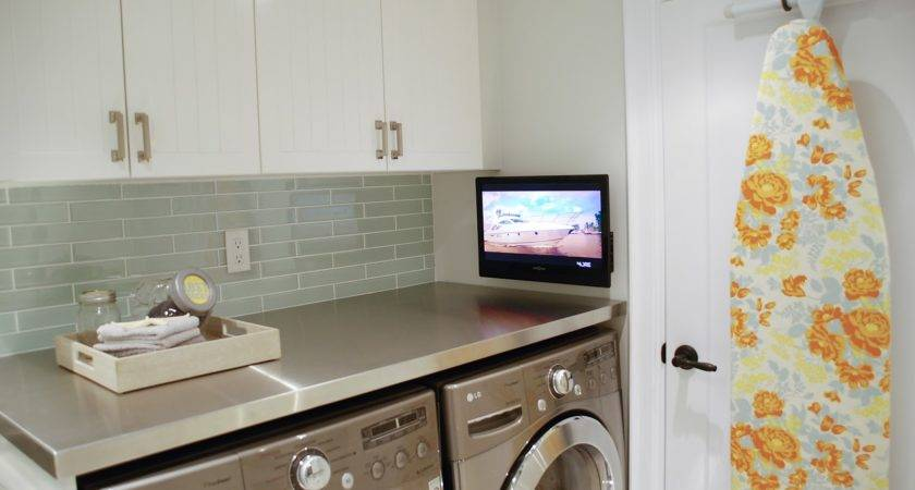 Laundry Room Dreams Turquoise Home