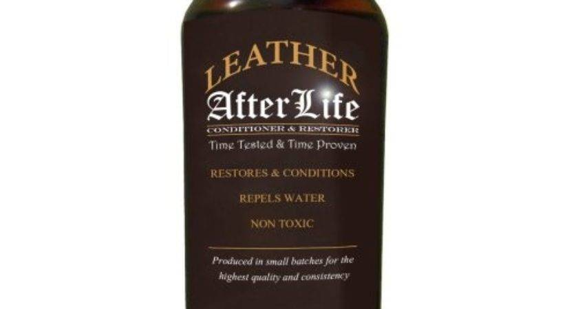 Leather Afterlife Conditioner Best