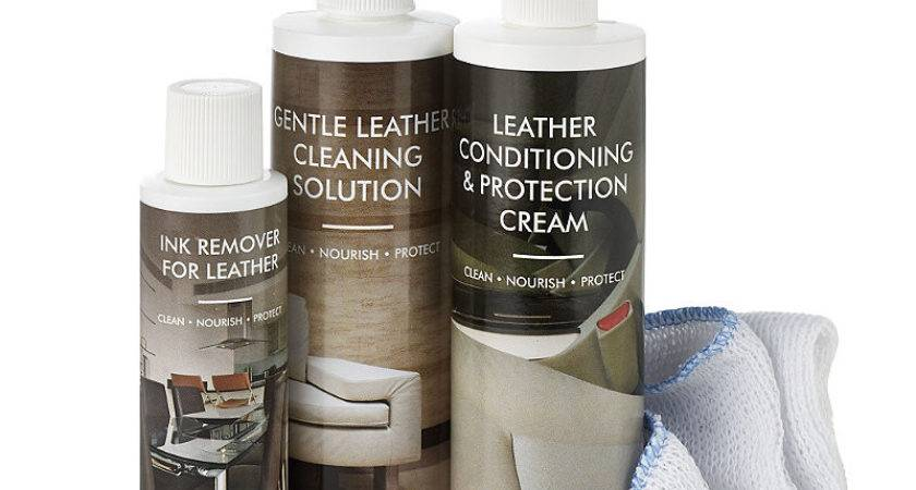 Leather Sofa Care Kit Cleaning Jouhou Web