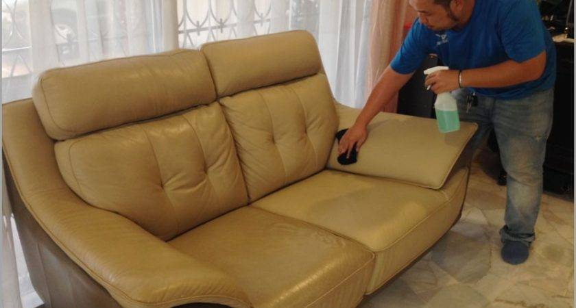 Leather Sofa Cleaning Services Beyond Ordinary Home