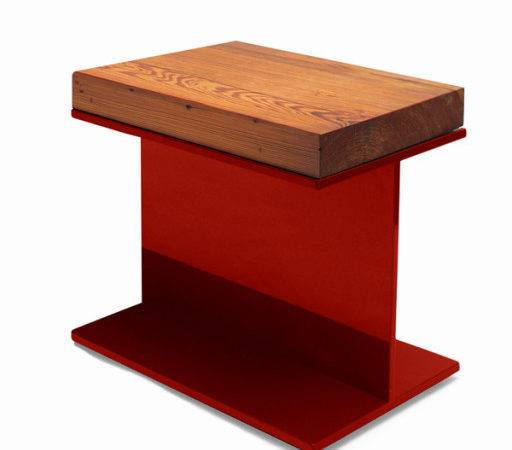 Let Stay Cool Side Table Design