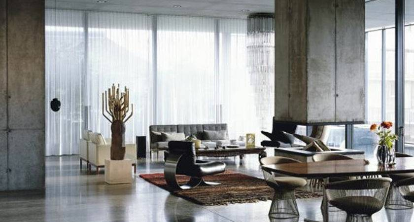 Let Stay Industrial Chic Design Ideas