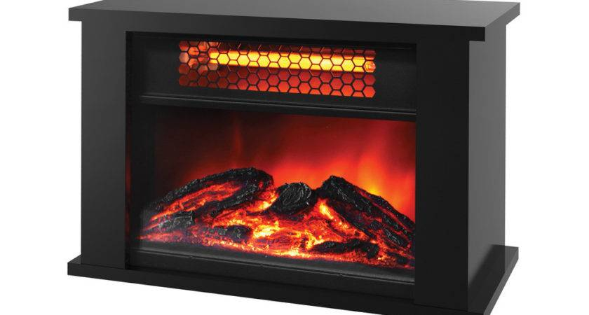 Lifesmart Lifezone Watts Table Top Infrared Heater