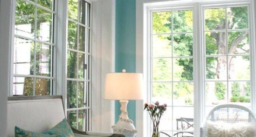 Light Bright Home Office Soothing Paint Colors
