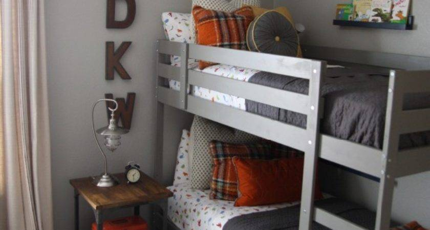 Little Boy Room Holly Mathis Interiors