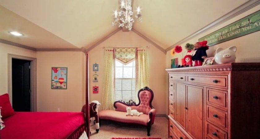 Little Girl Dream Room Traditional Kids New