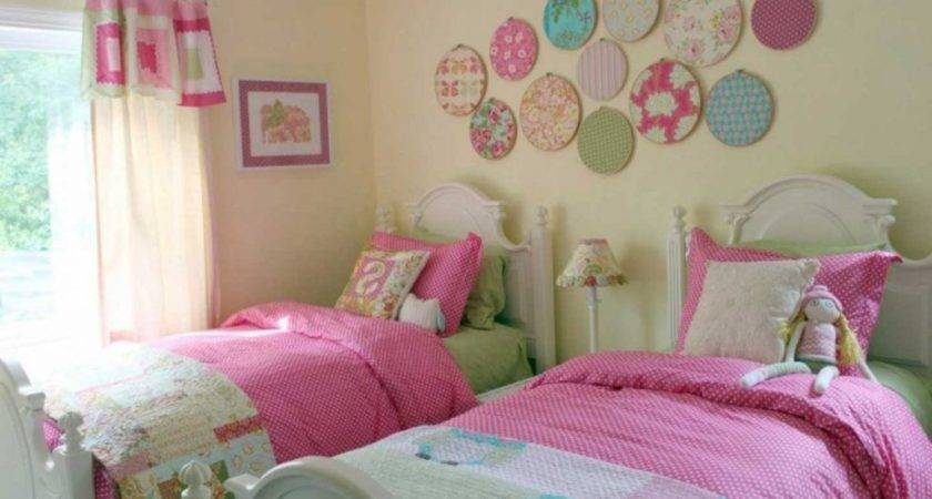 Little Girls Shared Bedroom Ideas Small Rooms