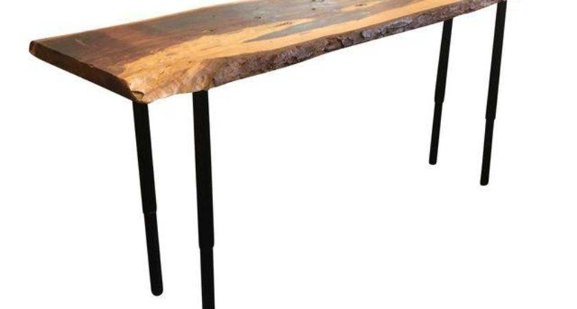 Live Edge Adjustable Multi Table Chairish