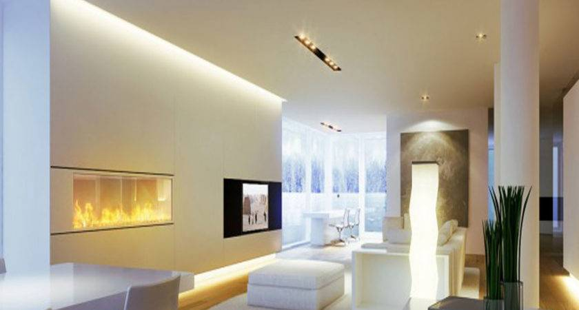 Living Design Room Lighting Ideas