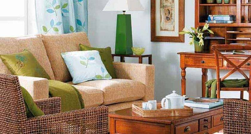 Living Room Cozy Traditional Small Decorating