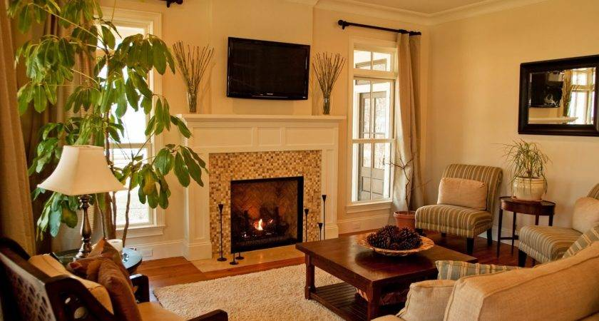 Living Room Decorating Easy Small