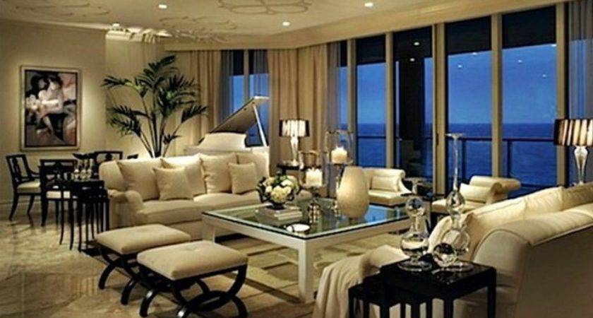 Living Room Ideas Elegant Modern House