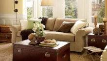 Living Room Pottery Barn Inspired Rooms