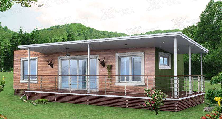 Living Style Shipping Container Homes