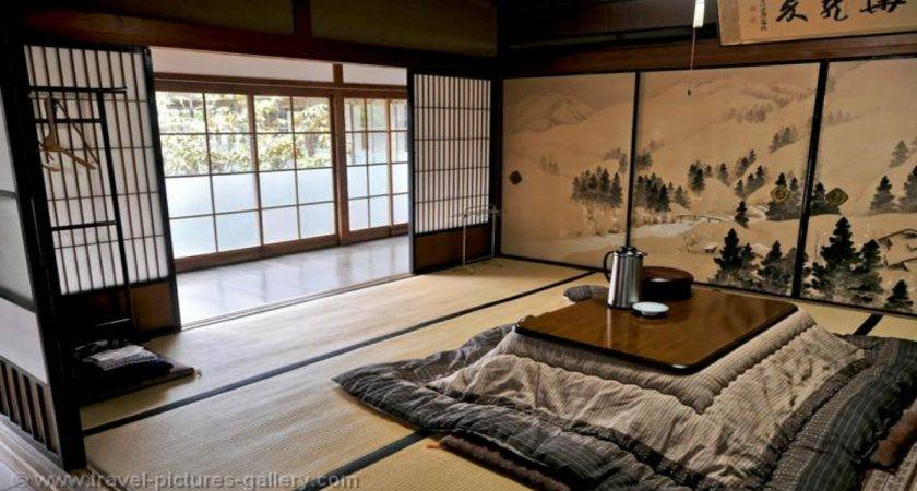 Lodge Bedroom Traditional Japanese Architecture