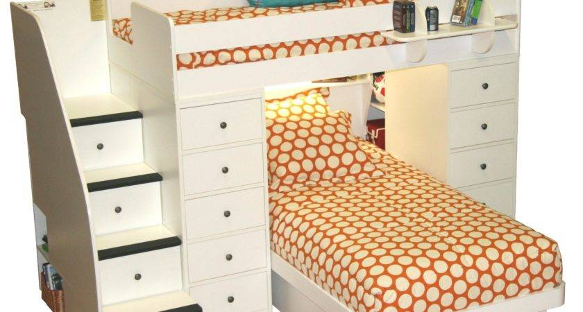 Loft Bed Space Saver Sierra Twin Over